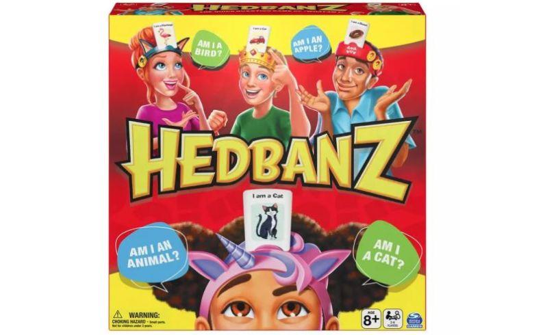 Spinmaster Hedbanz