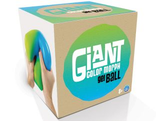 Giant stress ball Work it out!