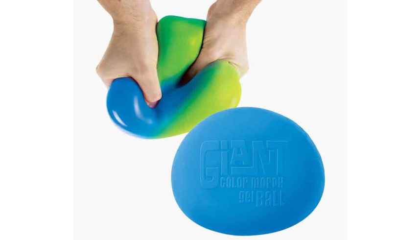 Playvisions giant stress ball with hands