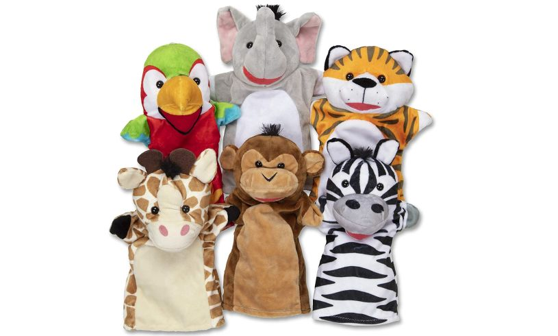 Hand Puppets Contents