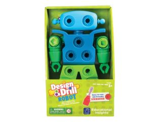 Educational Insights Robot Design and Drill