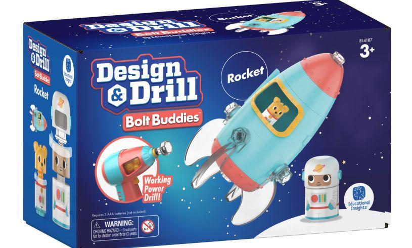 Design and Drill Rocket EI4187