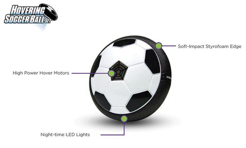 Hovering Soccer Ball Set Disc