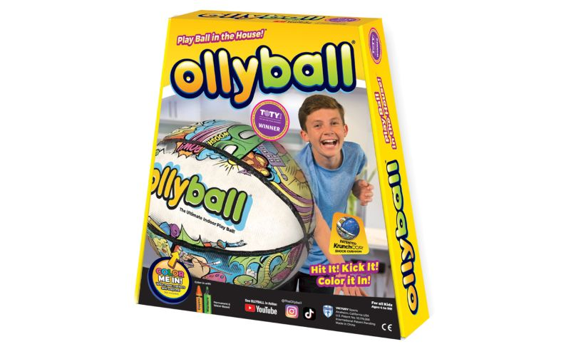 Ollyball Indoor ball