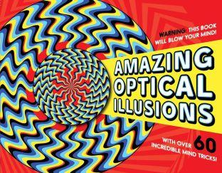 Amazing Optical Illusions Book