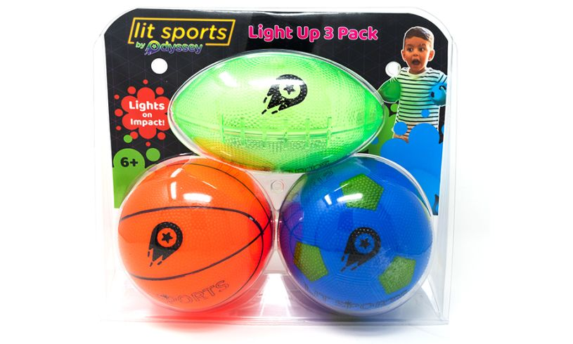 Lit Sport box