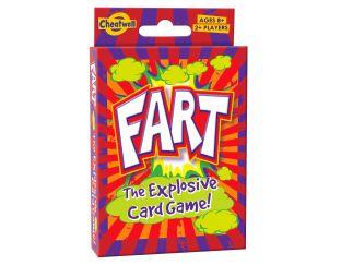 Cheatwell Fart Card Game