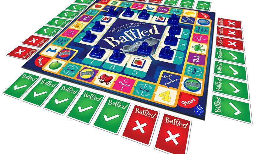 Cheatwell Games Baffled