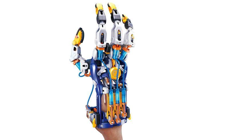 Cyborg Hand in use