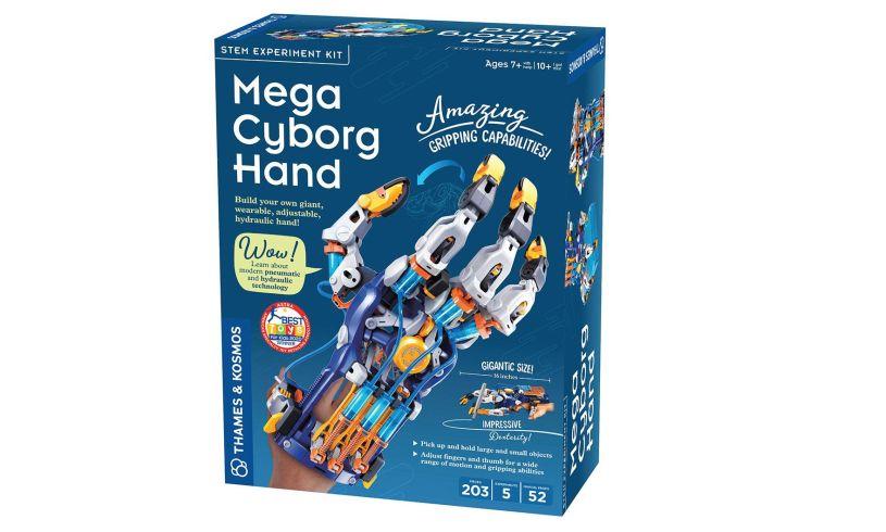 Cyborg Hand box