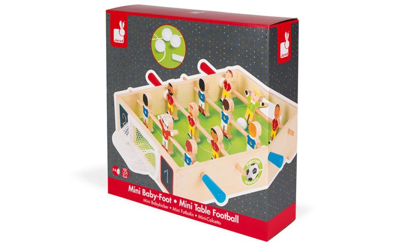 Mini Football Table Box
