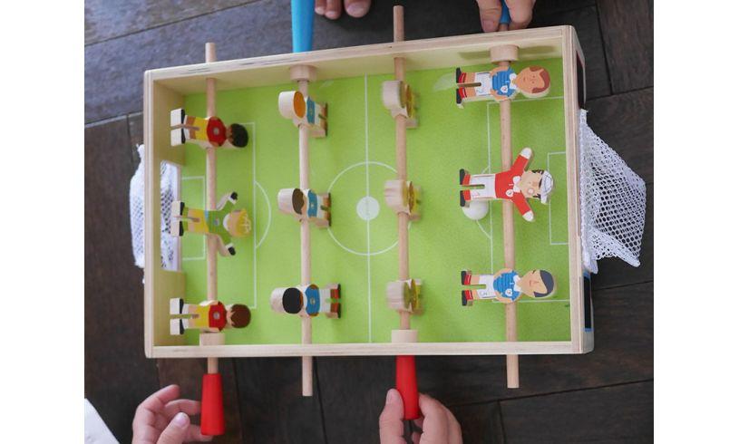 Mini Table Football Game