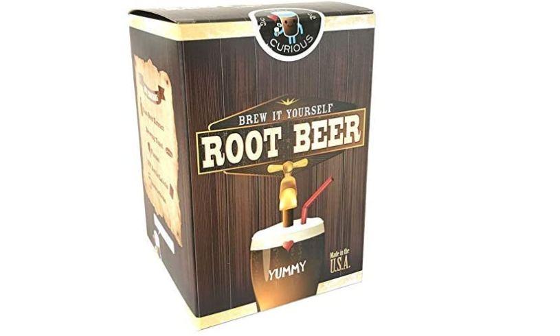 Root Beer box