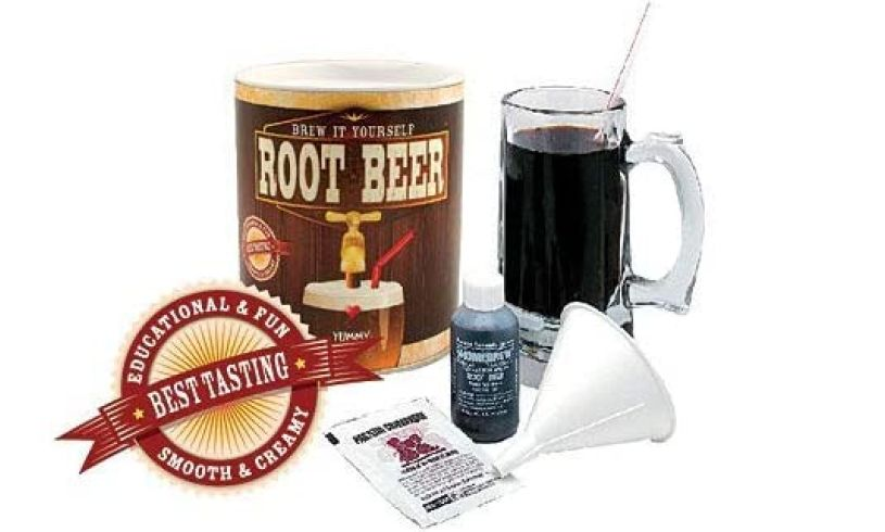 Root beer kit copernicus