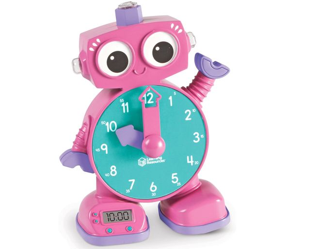 Tock the learning clock