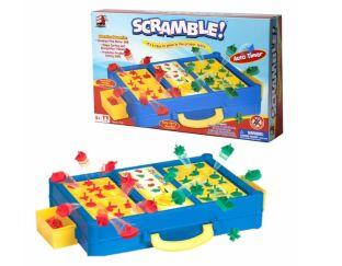 Scramble box