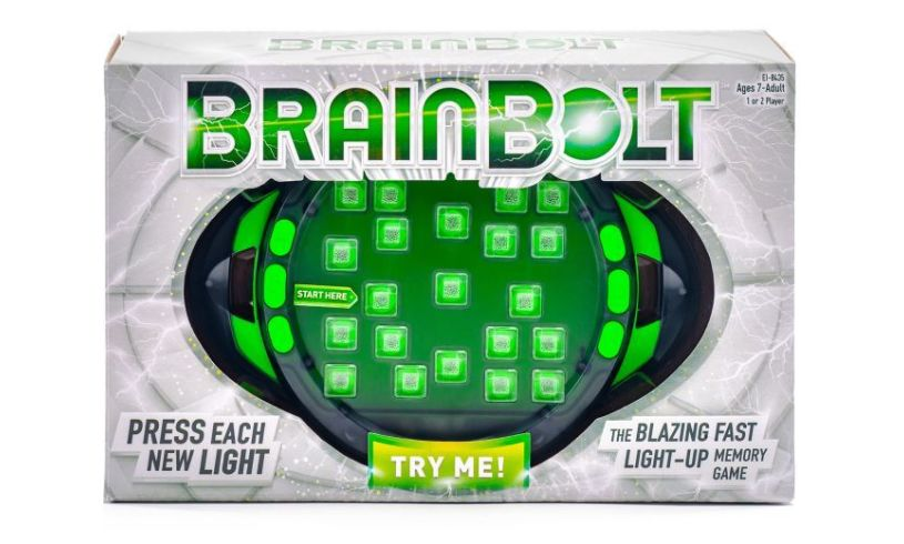 BrainBolt Game box