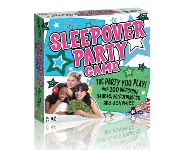 Sleepover box