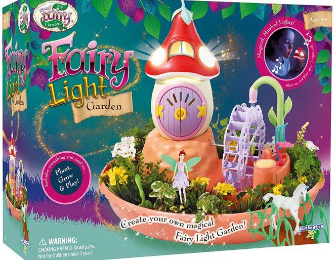 Fairy Light Garden