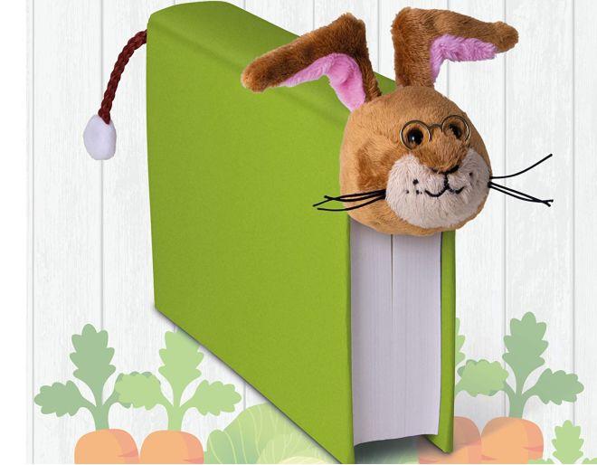 Book Tails Rabbit bookmark