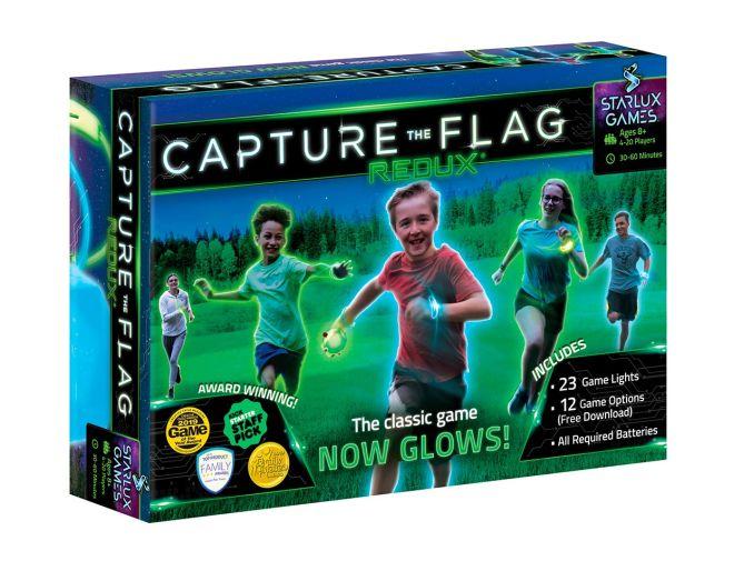 Box Capture the flag redux