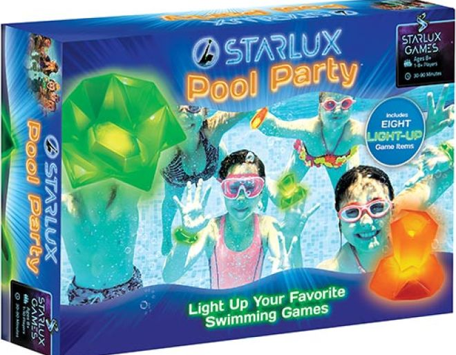 pool party starlux box