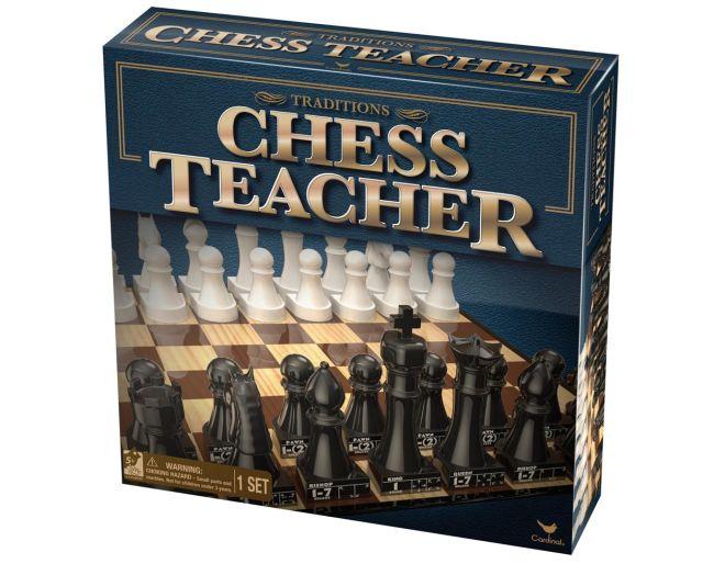 Chess Teacher Spin Master