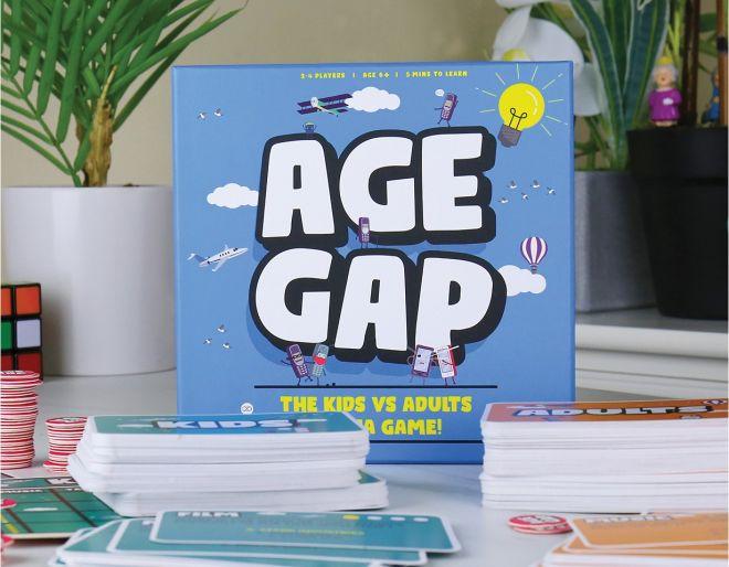 Age Gap trivia box