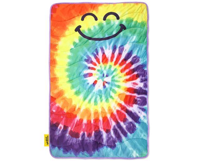 Tie Dye Weighted Blanket