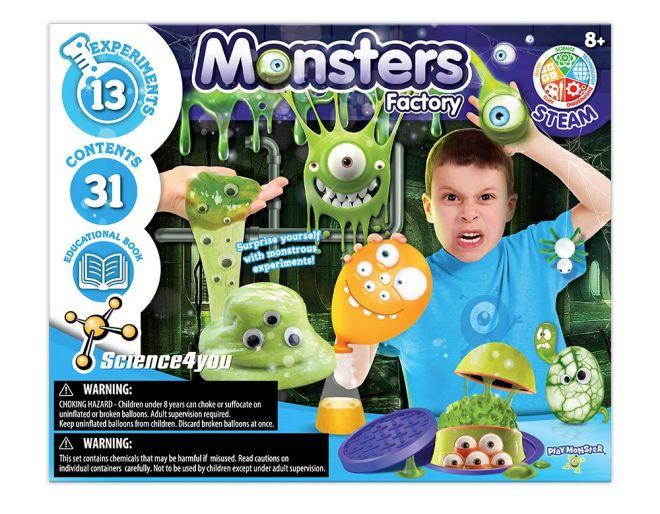 Monsters Factory box
