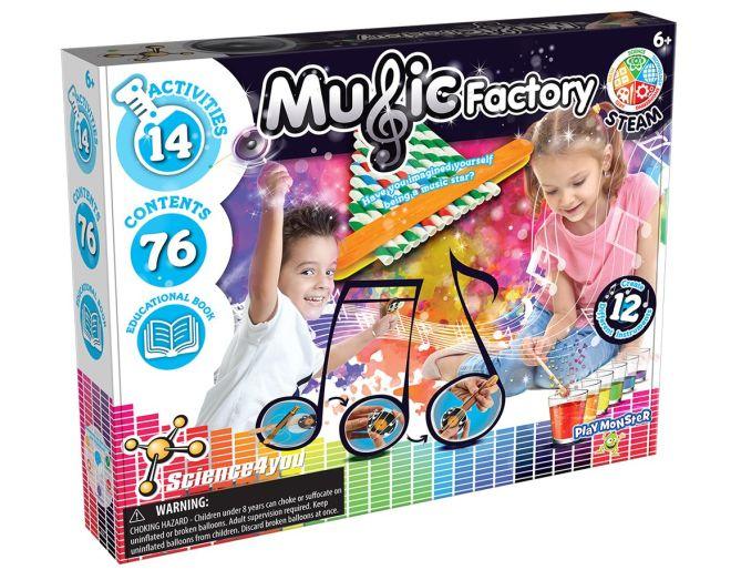 Music Factory box