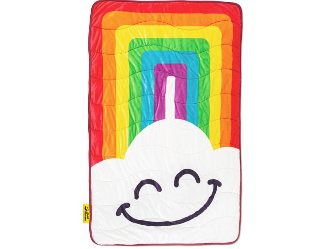 Rainbow Weighted Blanket cute
