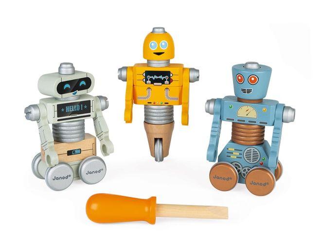 Janod DIY Robots