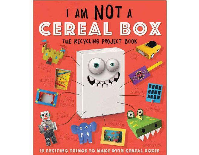 I am not a ceral box book cover