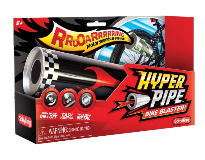 Hyper Pipe Bike Blaster Box