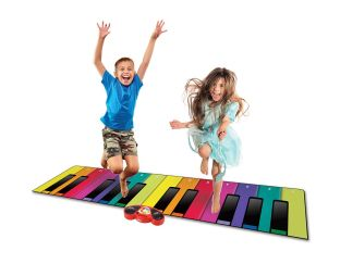 6 foot giant piano mat- plays 8 instruments
