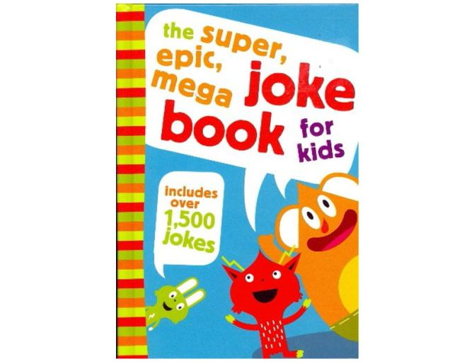 Super, Epic, Mega Joke Book