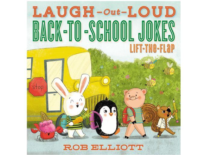 Back to School Jokes - Lift-The-Flap