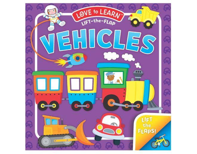 Vehicles - Lift-The-Flaps