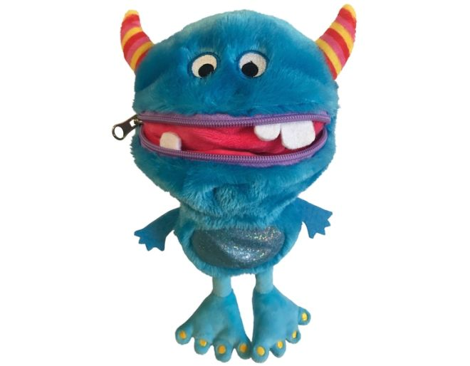 The Very Hungry Worry Monster Set box