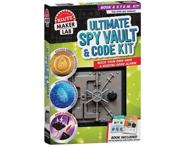 Spy Vault box