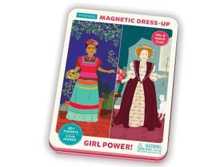 Girl Power Magnetic Dress Up