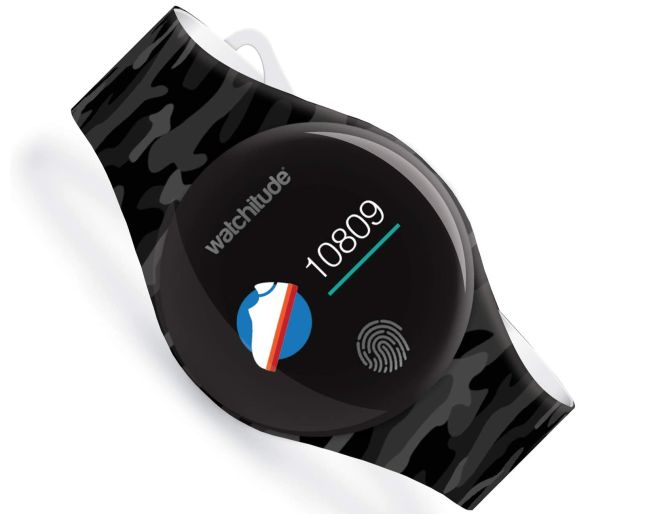 Move 2 Activity Watch - Black Ops