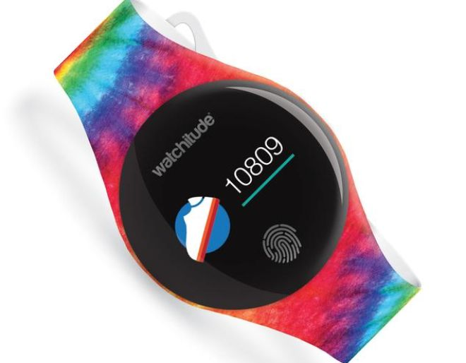 Tie Dye - Move 2 Activity Watch
