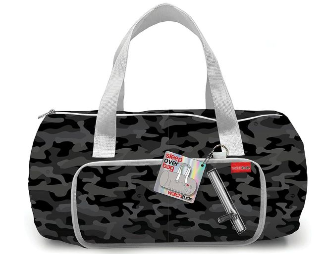 Sleepover Bag - Black Ops