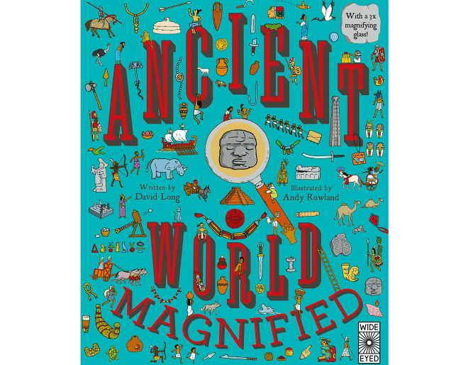 Ancient World Magnified cover
