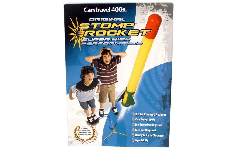 Super Stomp Rocket