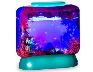 Illuminated Aqua Dragons Deluxe