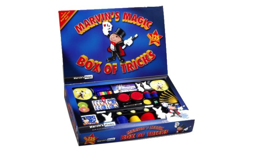 Marvins Magic Tricks Box