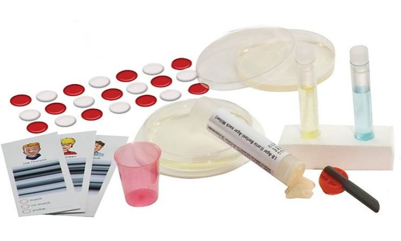 Genetics and DNA Experiment Kit Contents